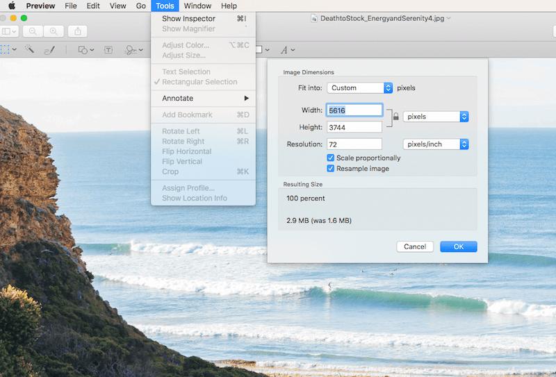 Adjusting-Image-Size