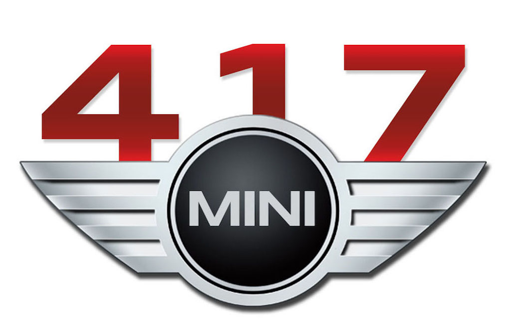 417 Mini Logo Design