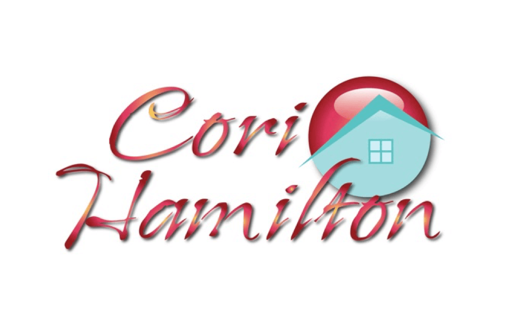Cori Hamilton Real Estate Logo Design