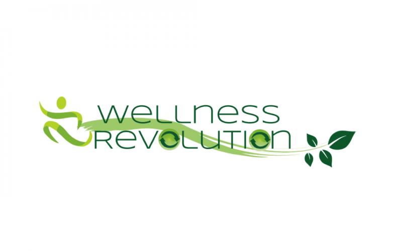 Wellness Revolution Logo Design
