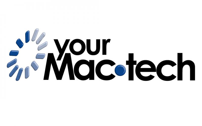 Your Mac Tech Logo Design