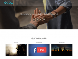 Okeechobee Church Website Design