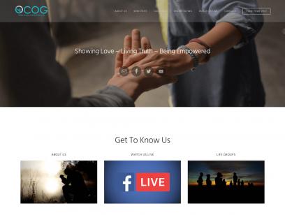 Okeechobee Church Website Design