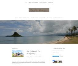 Pacific Reader Website Design