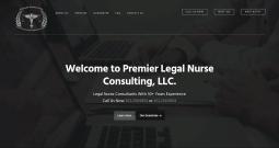 Premier Consulting Website Design
