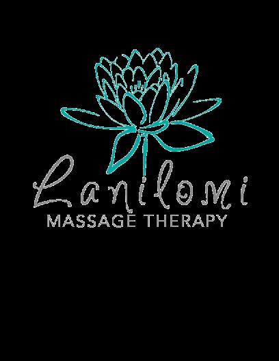 Lanilomi Massage Logo Design
