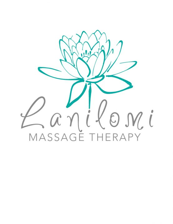 Lanilomi Massage Logo Design